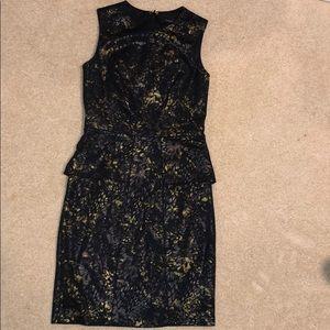 Cynthia Steffe peplum dress